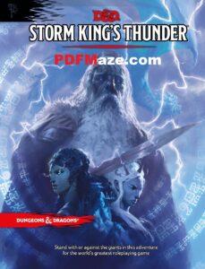 Storm King's Thunder PDF